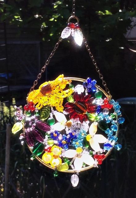 """Bouquet (4"""" dia)"""