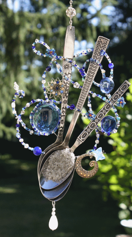 """Spoonful of Sugar - sold  (11"""" x 6"""")"""