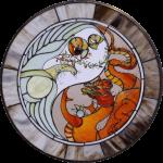 phoenix and dragon dance